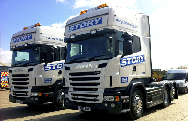 Story's Plant Division expands it's fleet of vehicles