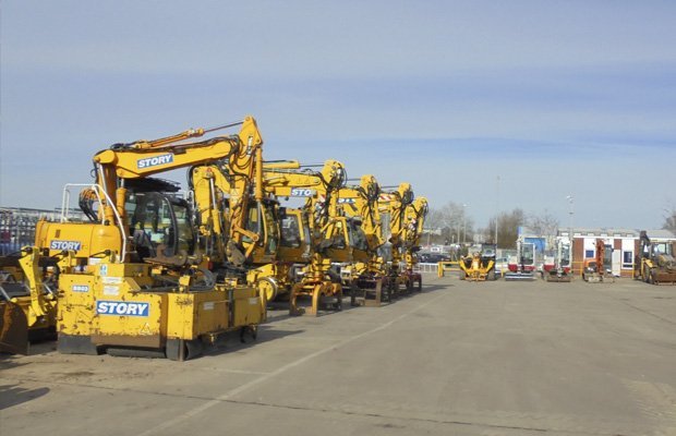 Story Contracting Open New Depot In Yorkshire