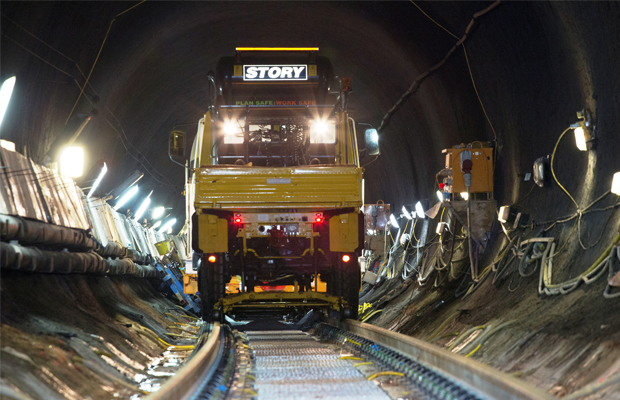 Story Contracting Shortlisted for Network Rail Partnership Award