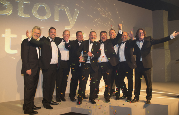 Story Contracting Named Network Rail's Supplier of the Year