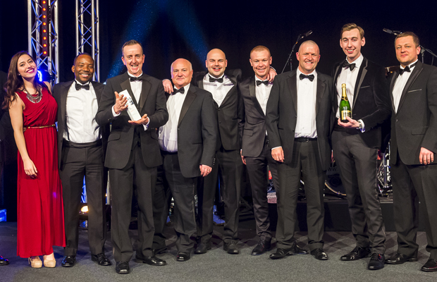 Story Contracting Win UK Rail Industry Award
