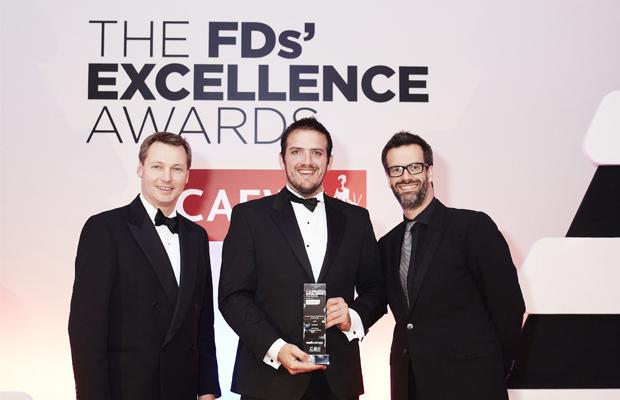 John Story named UK's Young Finance Professional of the Year