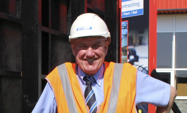 Joe McCrone - Construction Manager