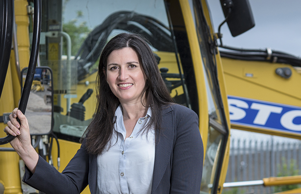 Next chapter for Emma Porter at Story Contracting