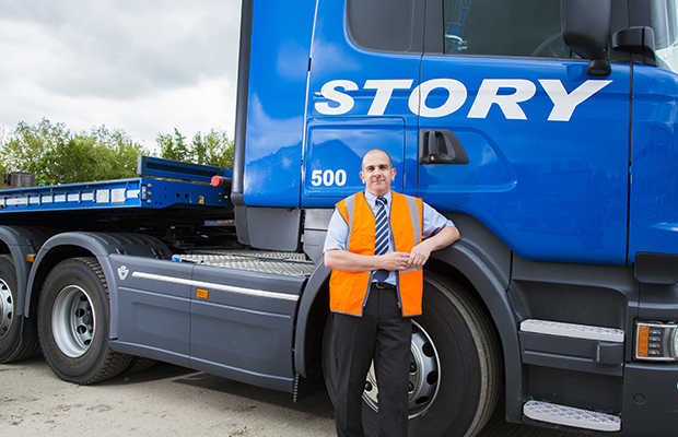 Story Contracting appoints employee 500