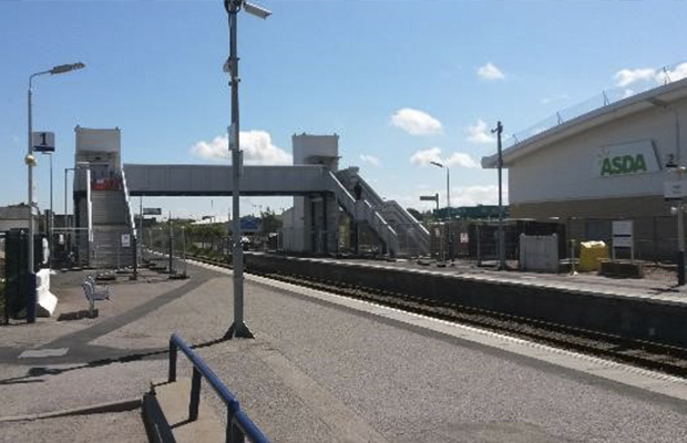 Elgin Station shortlisted for National Transport Award