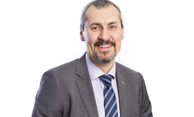 Jason Butterworth - CEO