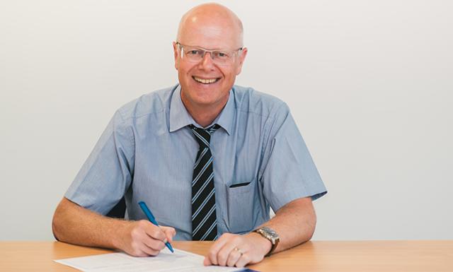 John MacArthur - Managing Director - Story Scotland