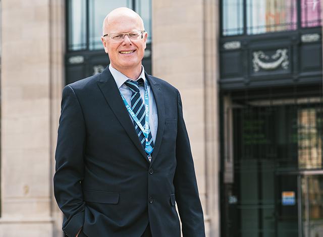 (Community) John MacArthur, Story Scotland MD