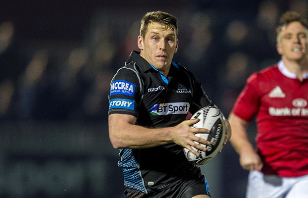 Story Contracting sign up as a new shirt sponsor of Glasgow Warriors