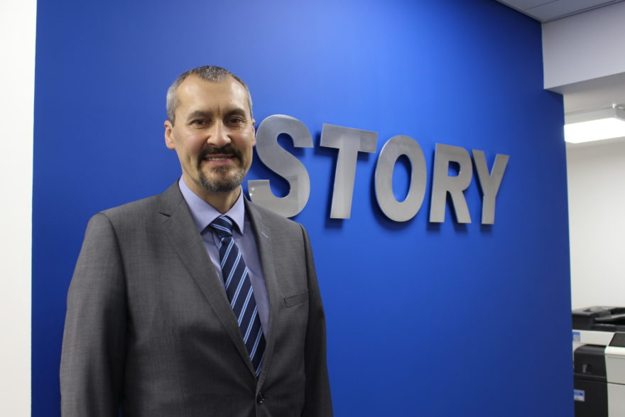 Story Contracting appoints new CEO