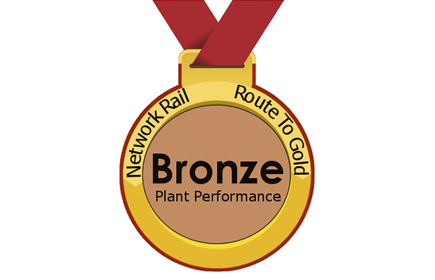 Story wins Bronze award in Network Rail 'Route to Gold' scheme