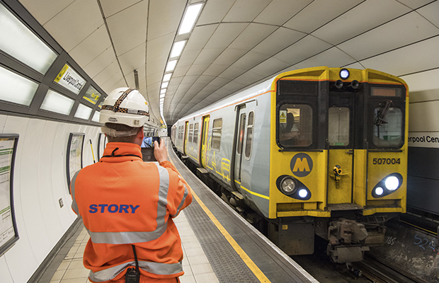 Works reach completion at Mersey Loop