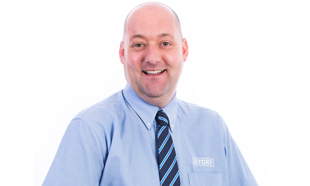Angus Irving - Client Relationship Manager