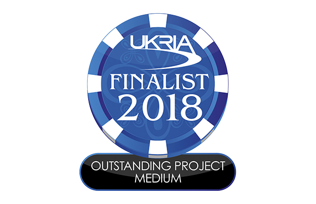 Story projects shortlisted for UK Rail Industry Award