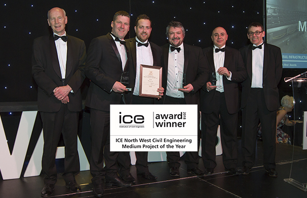 Double win for Story Contracting in ICE Civil Engineering Awards