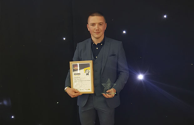 Bonnyrigg apprentice named a star of the future
