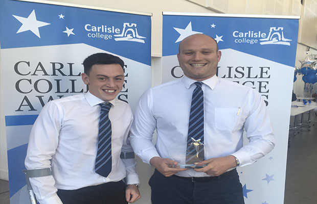 Story Contracting wins Carlisle College award