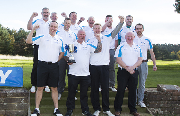 Chairman's Golf Day a big hit for charity partner
