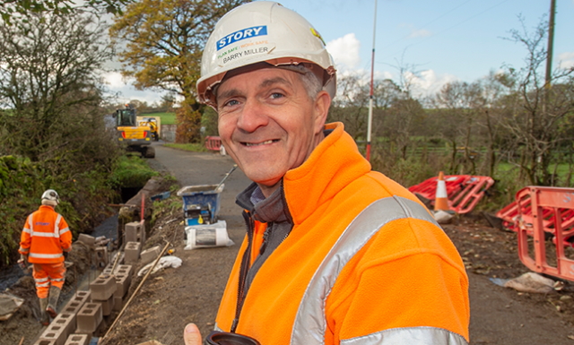 Barry Miller - Senior Site Manager