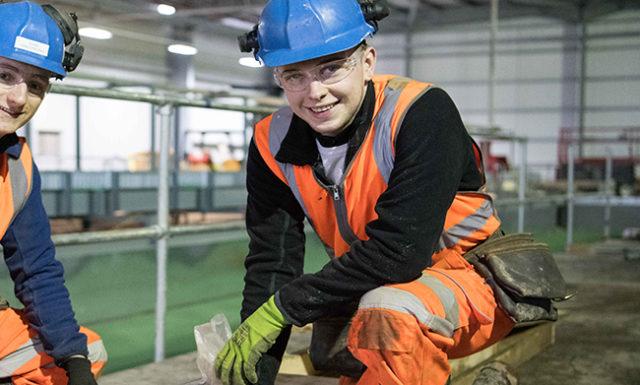 Ben Cook - Apprentice Joiner