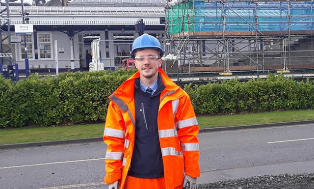 Jamie Macarthur - Graduate Engineer