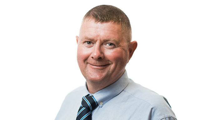Martin Clarke - Senior Site Manager
