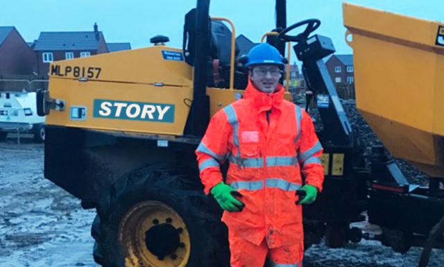 Cameron Hull - Apprentice Plant Operator