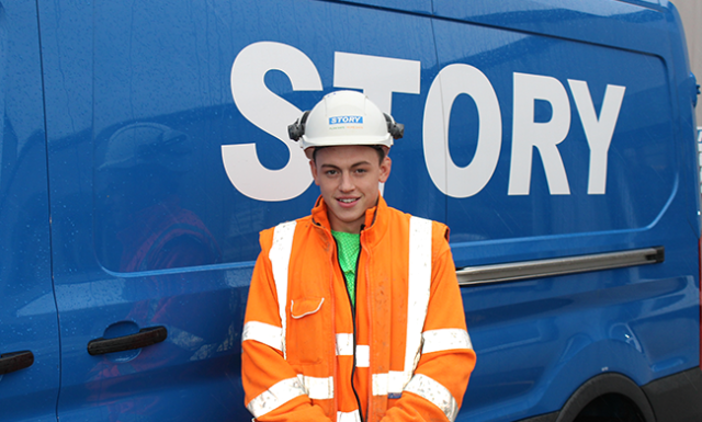 Matt Davies - Apprentice General Operative