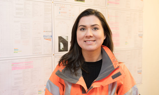 Victoria Cousin - Project Agent (Graduate Programme)