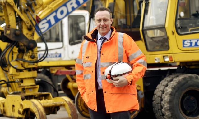 Ian Purdham - Managing Director - Rail England
