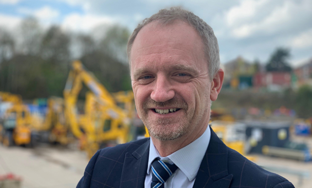 Martin Smith - Operations Director