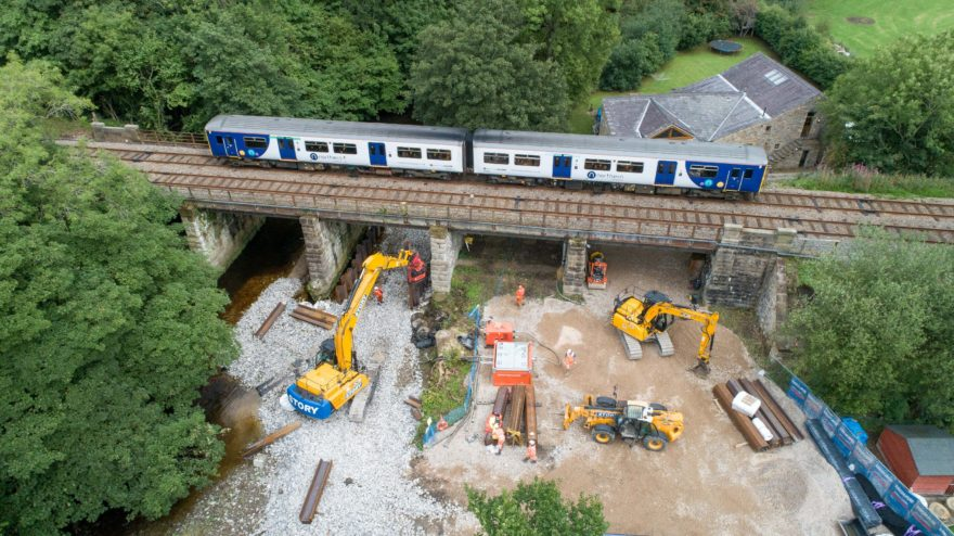 Story Contracting, secures £50m Network Rail contract for London North Eastern