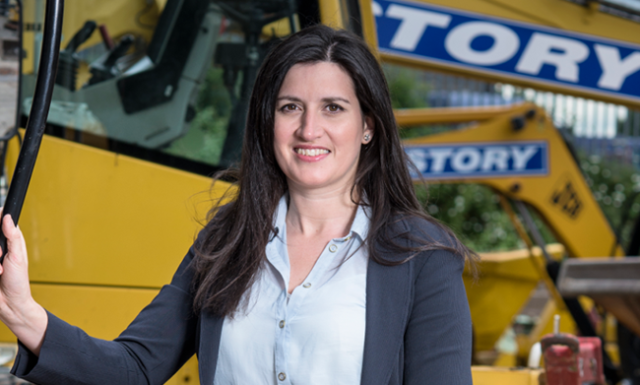 Emma Porter - Managing Director - Construction
