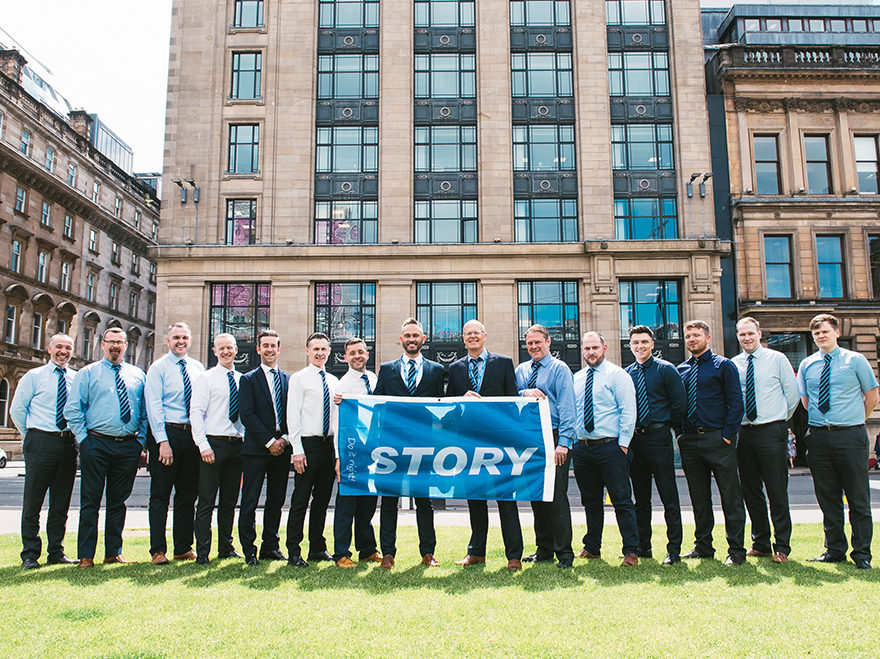 Story Contracting expands Scottish footprint with new Glasgow office