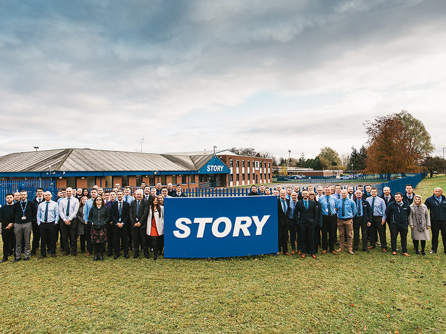 Growing Story Scotland team plants new head office in Glasgow