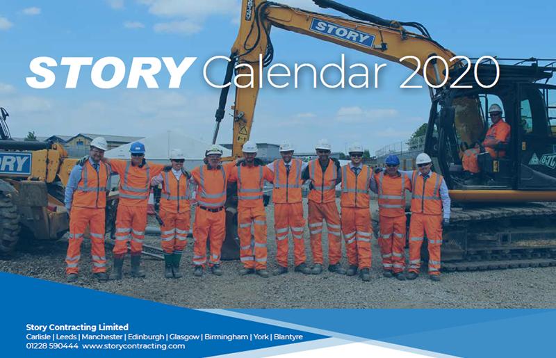 story calendar 2020 website