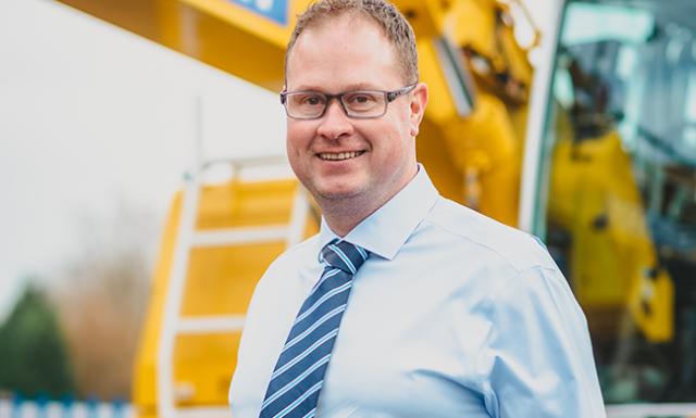 Adrian Hart - Managing Director - Plant