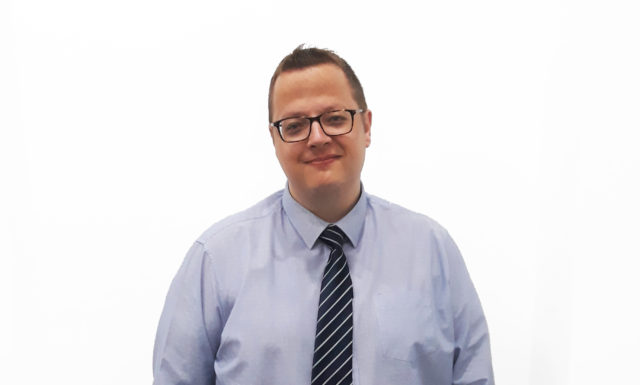 Russell Collins - Finance Director