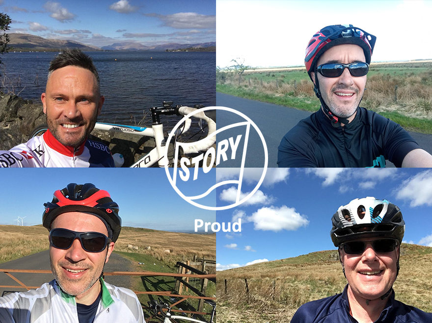 Story Scotland team raise over £1,000 for local charities during Covid-19