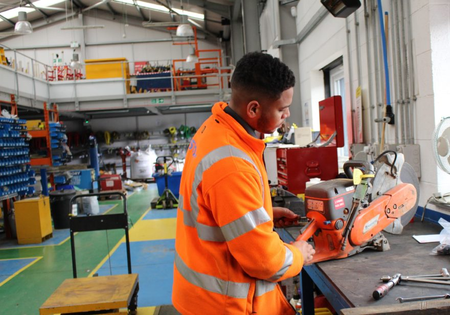 Apprenticeships commence in the Plant team