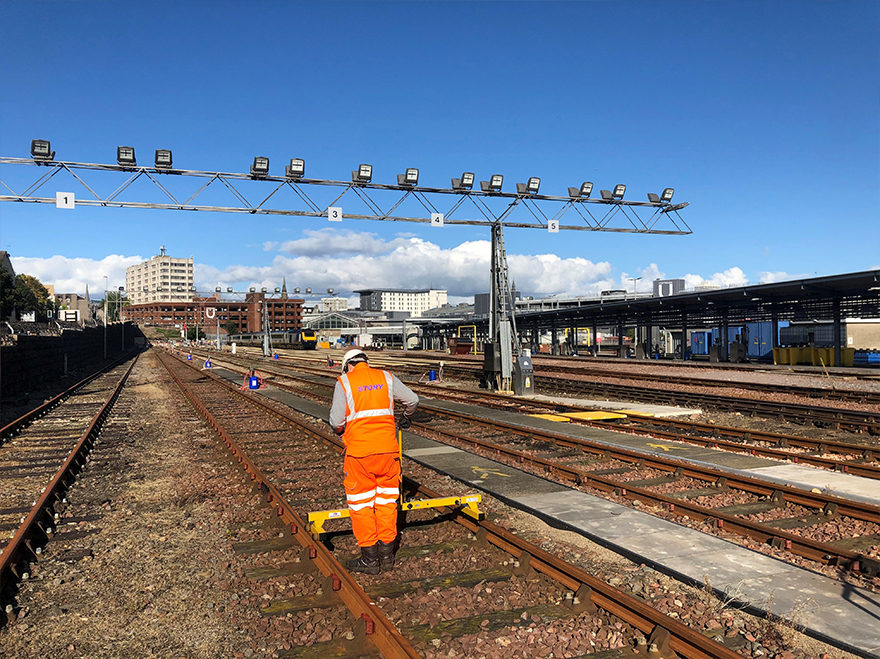 Story Scotland to deliver station and depot track maintenance
