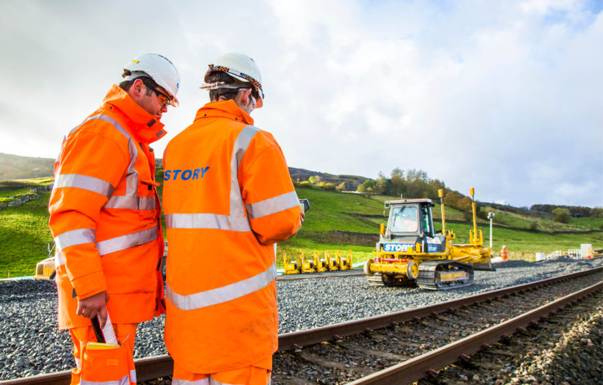 Story Contracting to recruit in North West and Central regions