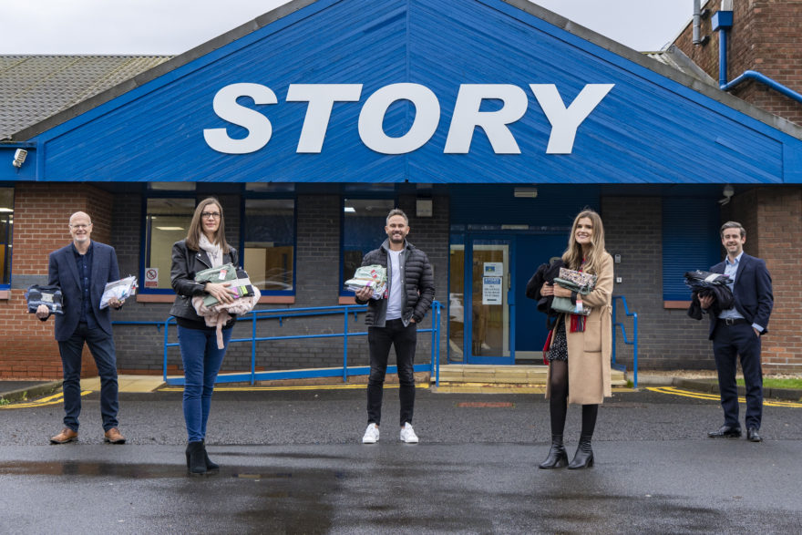 Story support people experiencing homelessness in Scotland for second year