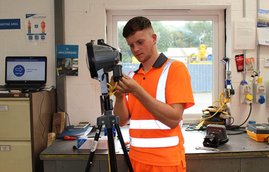 Story Plant launch 2021 Apprentice recruitment drive