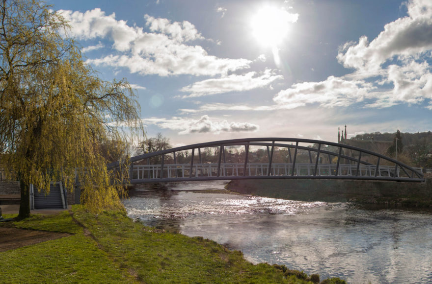 Story appointed to Kendal footbridge replacement