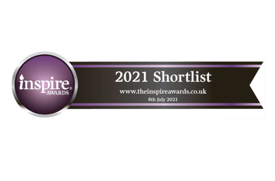 Story Contracting shortlisted for 2021 Inspire Awards