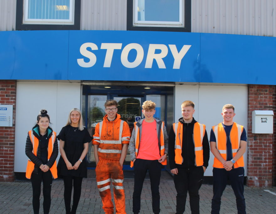 Story Contracting welcomes 2021 Apprentice Cohort