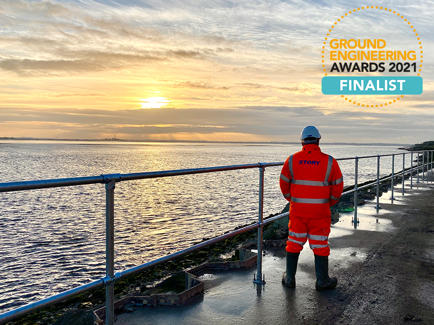 Story secures place on Ground Engineering Awards shortlist