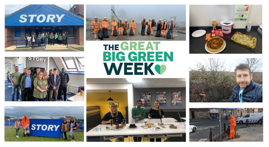 Story celebrates Great Big Green Week